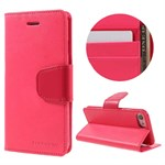 Goospery Delux Light Etui til iPhone 7/ iPhone 8 - Magenta